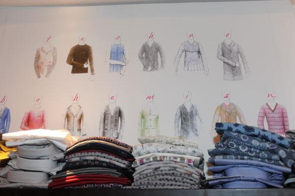 Showroomby - Un espace évènementiel unique en plein coeur de Paris : Vêtements TechnoBohemian