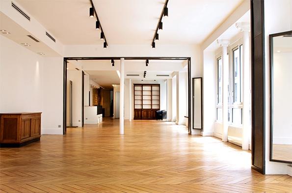 Showroomby - Un espace évènementiel unique en plein coeur de Paris : Le Showroom