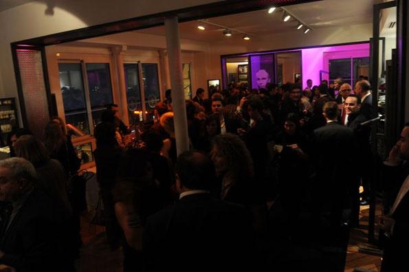 Showroomby - Un espace évènementiel unique en plein coeur de Paris : Soirée de lancement - Intérieur