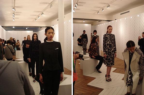 Showroomby - Un espace évènementiel unique en plein coeur de Paris : Défilé de mode - Mannequins