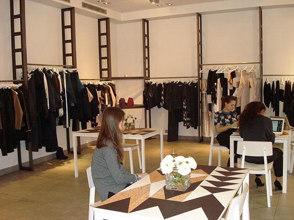 Showroomby - Un espace évènementiel unique en plein coeur de Paris : Collection mode