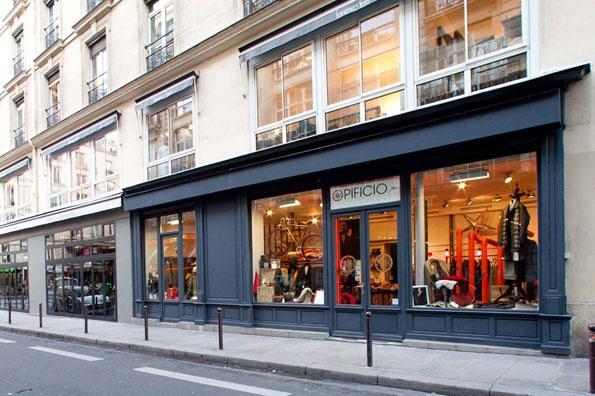 Showroomby - Un espace évènementiel unique en plein coeur de Paris : Rue d'uzès - Magasin éphémère Opifico JM