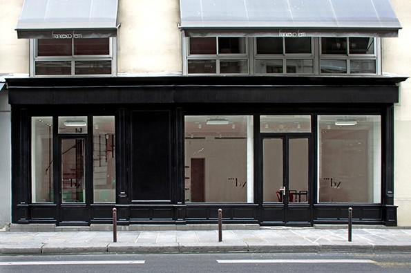 Showroomby - Un espace évènementiel unique en plein coeur de Paris : Façade extérieure