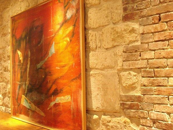 Showroomby - Un espace évènementiel unique en plein coeur de Paris : Exposition de tableau