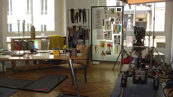Showroomby - Un espace évènementiel unique en plein coeur de Paris : Tournage