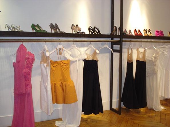 Showroomby - Un espace évènementiel unique en plein coeur de Paris : Vente Privée - Collection Angelo Tarlazzi