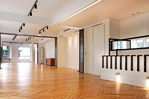 Showroomby - Un espace évènementiel unique en plein coeur de Paris : Le Showroom - Grand espace éclairé