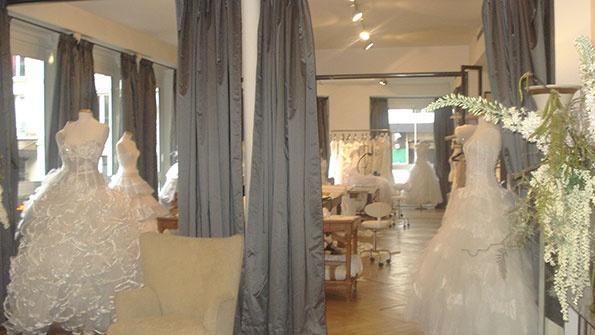 Showroomby - Un espace évènementiel unique en plein coeur de Paris : Tournage - Robe de Mariée