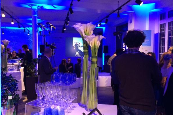 Showroomby, deux espaces évènementiels uniques en plein coeur de Paris : Soirée Lancement Samsung