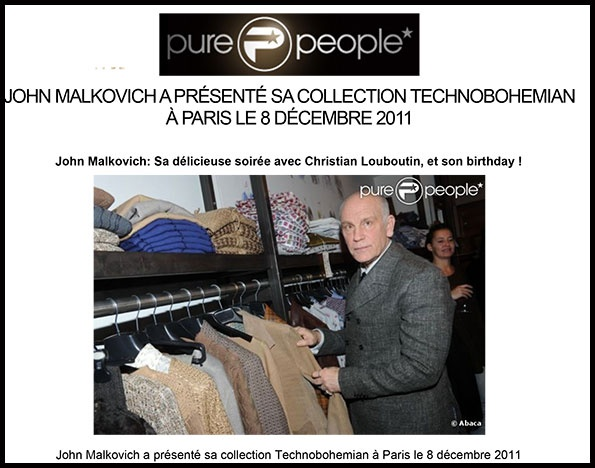 Showroomby - Un espace évènementiel unique en plein coeur de Paris : Collection TechnoBohemian Purepeople