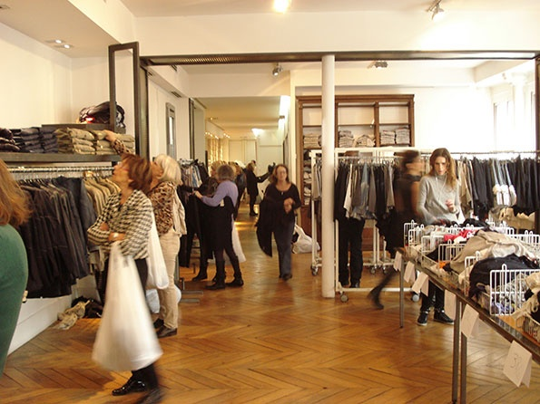 showroomby marithé francois girbaud