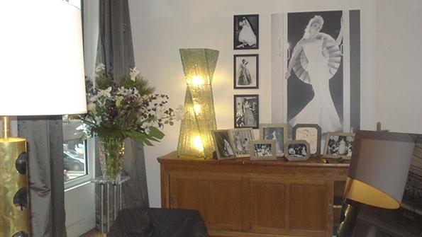 Showroomby - Un espace évènementiel unique en plein coeur de Paris : Tournage décoration