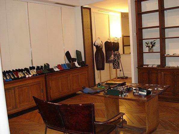 Showroomby - Un espace évènementiel unique en plein coeur de Paris : Collection Chaussures et Accessoires