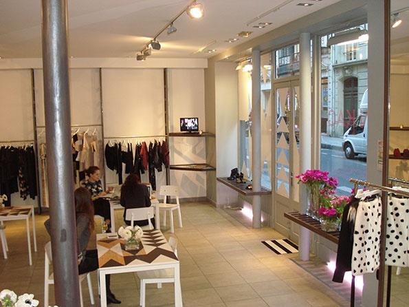 Showroomby - Un espace évènementiel unique en plein coeur de Paris : Intérieur Mode Jen Kao