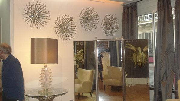Showroomby - Un espace évènementiel unique en plein coeur de Paris : Tournage Décoration Roussel Couture Paris