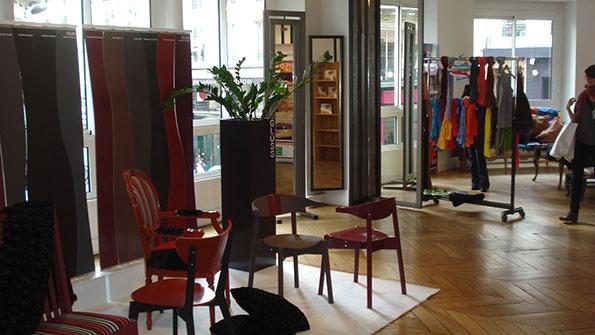 Showroomby - Un espace évènementiel unique en plein coeur de Paris : Décoration journée presse produit
